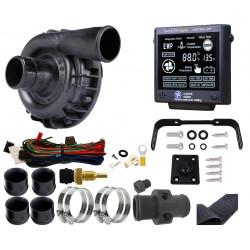 EWP 115 electrische waterpomp + digitale  controller