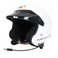 TURN ONE Jet-RS FIA  met PELTOR-intercom