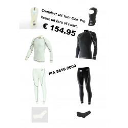 Compleet ondergoed set Fia 8856-2000 Turn-One
