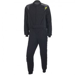P1 RACEWEAR SMART-PASSION ZWART