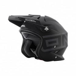 SLAT Helm SOLID Zwart