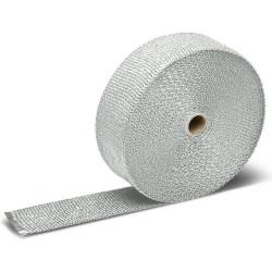Uitlaat Isolatieband / Heat Wrap 5cm X 15m Wit