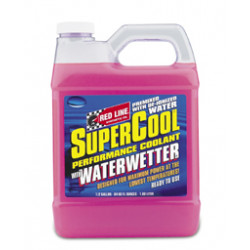 Super coolant met waterwetter